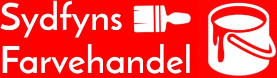 Sydfyns farvehandel logo